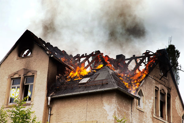 Fire Damage Service