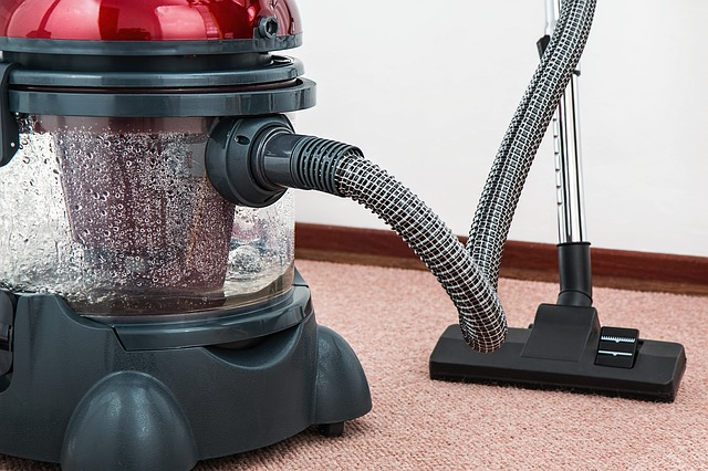 smelly carpet after cleaning